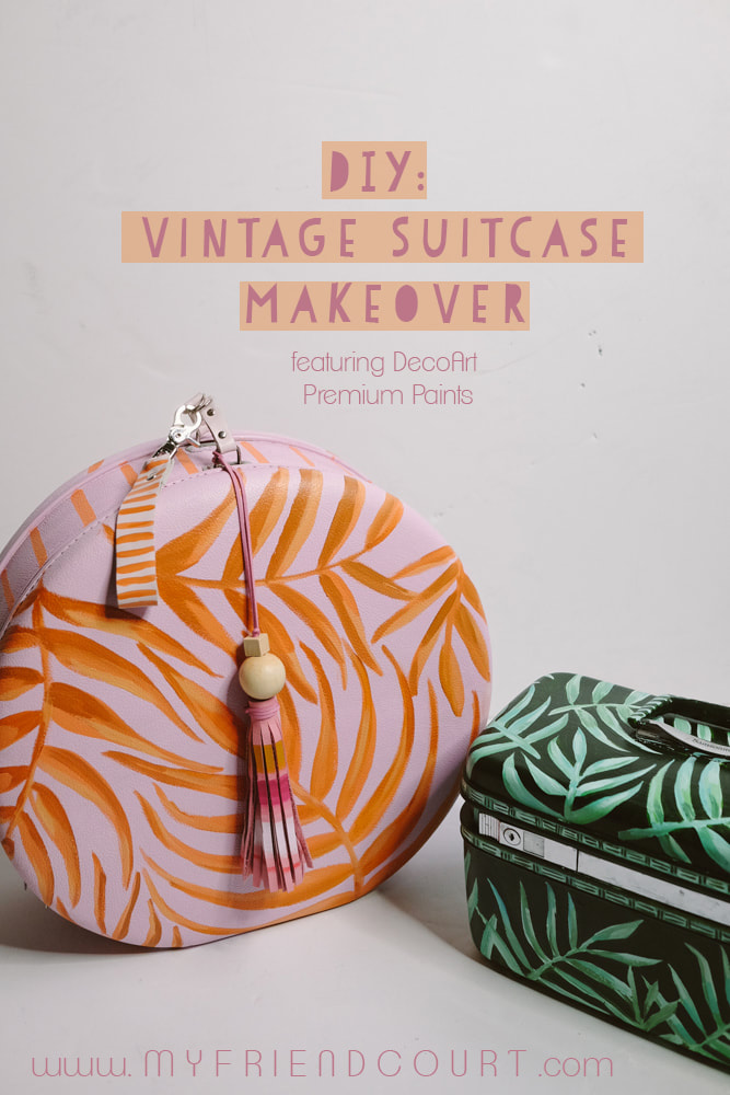 DIY-LUGGAGE-MAKEOVER-WITH-OLD-SAMSONITE-SUIT-CASE